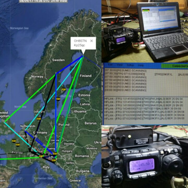 Testing ALE PCALE on the Yaesu FT-817ND – OH8STN