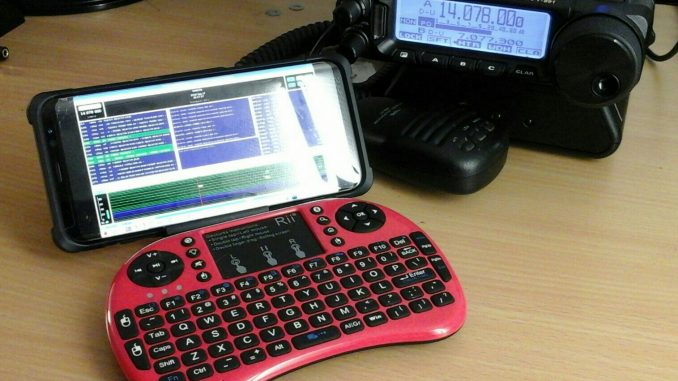 JS8Call FT8Call for Grid Down Communications? – OH8STN
